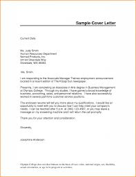 Example Cover Letter For Resume General Beautiful Free Cover Letter Templates Professional Template