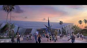 Guardians of the Galaxy' Attraction at Epcot Will Be One of World's ...