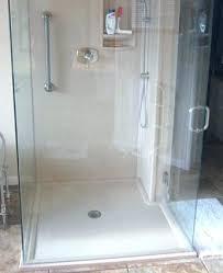 custom shower pan for tile custom shower bases pan custom tile shower pan kit building custom
