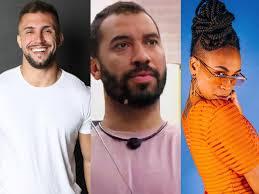 BBB 21: Quarto paredão tem Arthur, Gilberto e Karol Conká