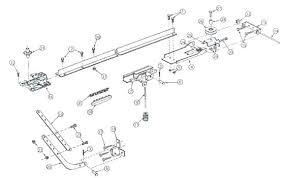 garage door parts. Cool Craftsman Garage Door Opener Replacement Parts That Eye Cathcing Also 41c4220a
