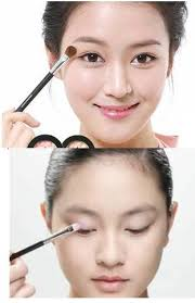 korean style natural eye makeup