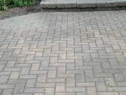 benefits of sealing pavers the paver