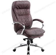 office chairs brown leather. Siena Leather Executive Office Chair Brown £155 - Chairs