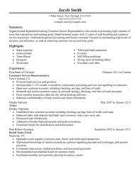 Terrific Customer Service Resume Objective Examples Customer Service  Representative Resume Example Sample