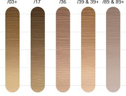 Wella Eos Color Chart Magma By Blondor Pigmented Lightener Wella Professionals