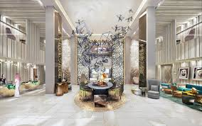 Glintmeijer Design Studio Glintmeijer Design Studio To Complete Interiors Of Andaz The