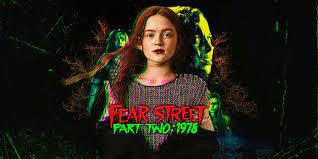Sadie Sink on That Shocking Fear Street ...