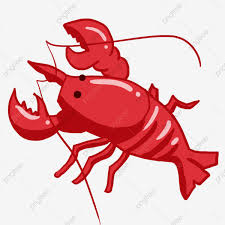 Red Lobster Cartoon Food, Lobster ...
