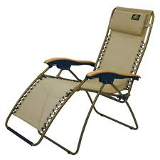 alps mountaineering lay z lounger camp chair tan