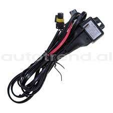 hid 12v wiring harness controller h4 autotrend hid 12v wiring harness controller h4
