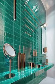 dark green bathroom accessories. copper bath accessories by walther decor, available from ukbathrooms on request: sales@ukbathrooms dark green bathroom o