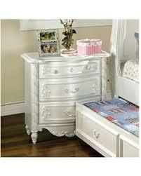 alexandra furniture. Furniture Of America Alexandra Pearl White Nightstand Cm7226n O