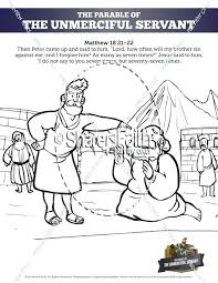 Parable Of The Talents Coloring Page Lafifereviewscom