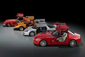 Fly High With 8 Iconic Mercedes-Benz Gullwings - Maxim