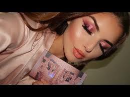 huda beauty palette full face makeup tutorial you