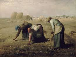 Image result for famous oil painting people working in field