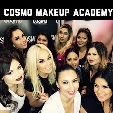 50 photos for cosmo makeup academy