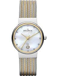 Наручные <b>часы Skagen 355SSGS</b>: купить в Москве и по всей ...