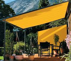 cycle garden shade with awning fabric