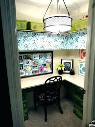 office in a small closet closet into office ideas walk in closet office walk in closet office in a small closet