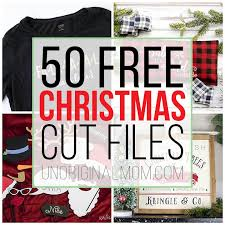 2299 christmas vectors & graphics to download christmas 2299. 50 Free Christmas Cut Files For Silhouette And Cricut