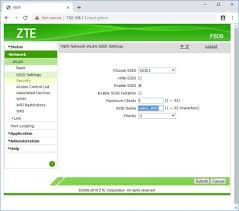 Sebagai pengguna modem dari indihome, maka setidaknya kamu harus mengetahui update dari password modem zte. Cara Mengganti Ssid Password Modem Indihome Zte F609 Bimakuru Com
