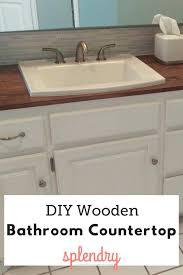resurface bathroom counter diy bathroom counter wooden bathroom diy tile countertop refinishing can you resurface bathroom