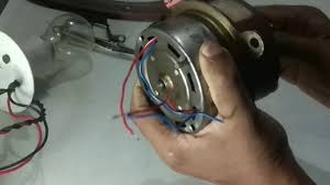 how to repair exhaust fan and