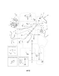 craftsman lawn mower model 917 wiring diagram craftsman craftsman 46 riding lawn tractor parts model 917255728 sears on craftsman lawn mower model 917 wiring