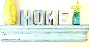 metal letters home decor metal letters decor metal wall letters home decor silver on letter wall