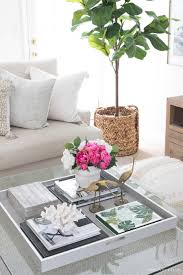 Image Round Great Post On Coffee Table Decor With Tips For Styling Your Own Driven By Decor Coffee Table Decor Ideas Inspiration Driven By Decor