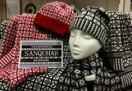 The Sanquhar Pattern