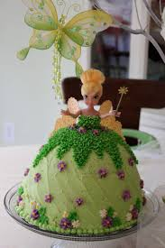 Neat Image Tinkerbell Cake Designs Tinkerbell Cake Decorations