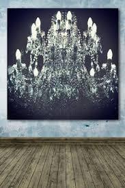 chandelier canvas painting unique chandelier canvas pint sized style