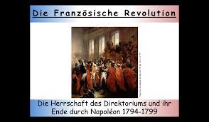 Franz Sische Revolution Zusammenfassung Teil 4 Die Dritte