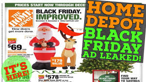 Home Depot Black Friday 2020 LEAKED ...