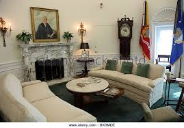 oval office coffee table. Oval Office Replica, LBJ Library, Austin Texas - Stock Image Coffee Table L