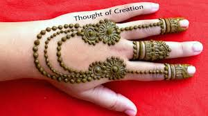 Mehndi Design Images For Kids Jewellery Mehndi Design For Hands Thought Of Creation