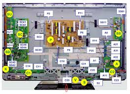 7 Blinking Lights On Panasonic Plasma Tv Panasonic Tc P55vt30 Died With 7 Blink Code