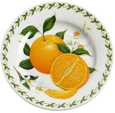 "<b>Тарелка десертная Maxwell &</b> Williams ""Апельсин"", диаметр 20 ..."