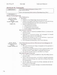 Resume Best Of New Graduate Nurse Resume Template New Graduate