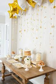 Gold Birthday Decorations 17 Best Ideas About Gold Birthday Party On Pinterest Pink Gold
