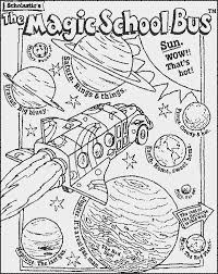 Small Picture The Magic School Bus Coloring Pages Ziho Coloring