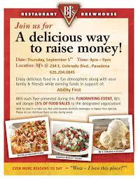 Flyers For Fundraising Events Restaurant Fundraiser Flyer 36 Best Fundraising Images On Pinterest