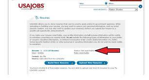 Usajobs Resume Impressive Usajobs Resume Builder Best Resume Gallery Usajobsgov Resume