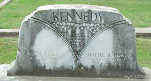 Mattie Baxter Wade Kennedy (1893-1943) - Find A Grave Memorial