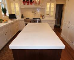 Kitchen Island Countertop Kitchen Island Countertop With Light Colored Granite Light