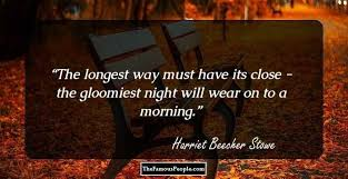 Harriet Beecher Stowe Quotes Best 48 Top Harriet Elisabeth Beecher Stowe Quotes That Will Touch Your Heart