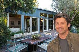 Patrick Dempsey Selling His Metal-Clad Frank Gehry House in Malibu for  $14.5M - Curbed LA
